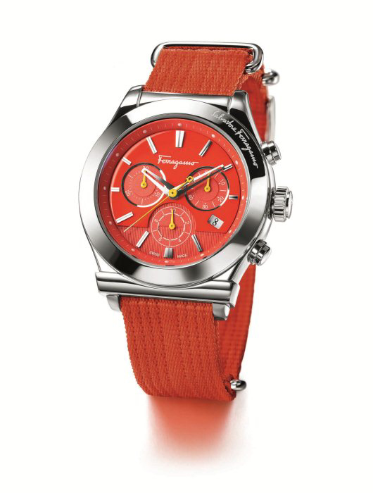 Ferragamo 1898 POP Red